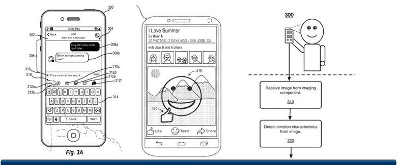 감정 기술과 관련한 페이스북의 새로운