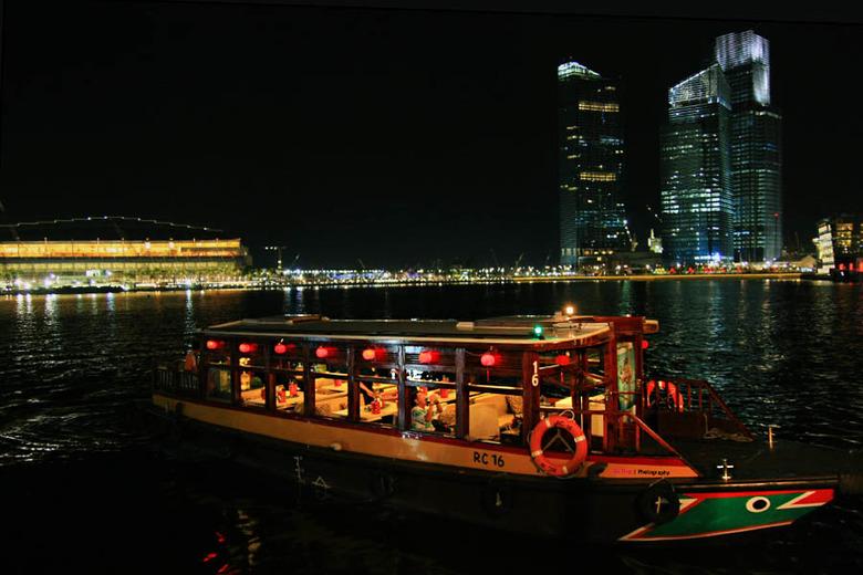 파노라마 싱가포르 `리버크루즈`