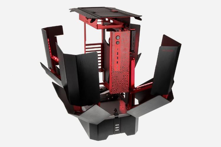 250만원 짜리 혁신적인 PC 케이스