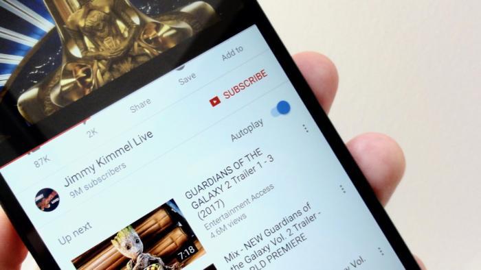 모바일 유튜브 앱의 숨은 기능 6가지