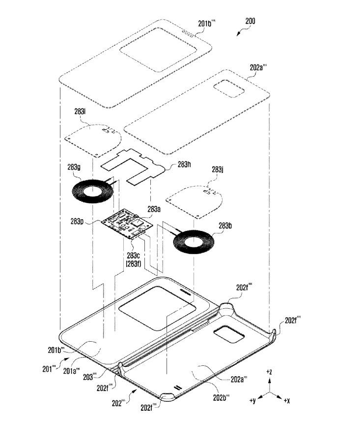 삼성의 스마트폰과 스마트워치 세트화