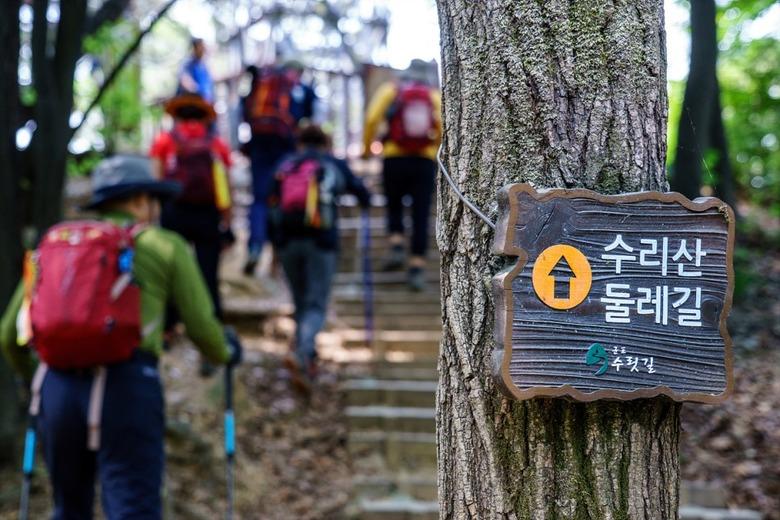 2017년 7월 걷기여행길 10선