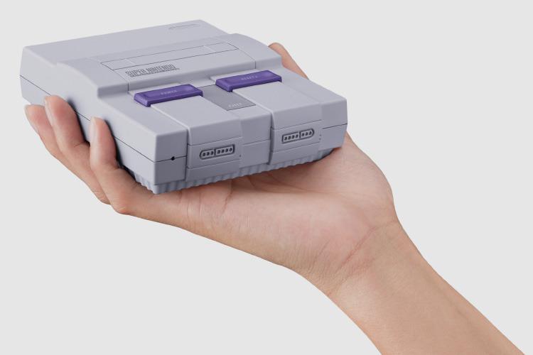 아재감성 자극! 닌텐도 SNES 클래
