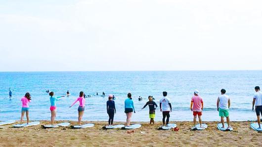 스포츠가 아닌 패션, 서핑