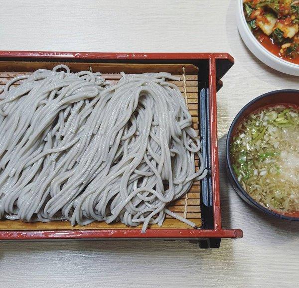 시원한 메밀 소바 맛집 10