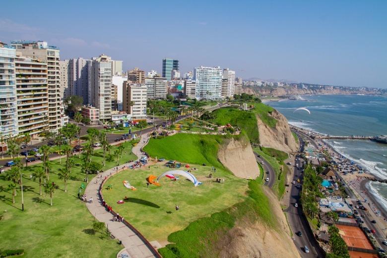 리마에서 부에노스아이레스까지! 남미여