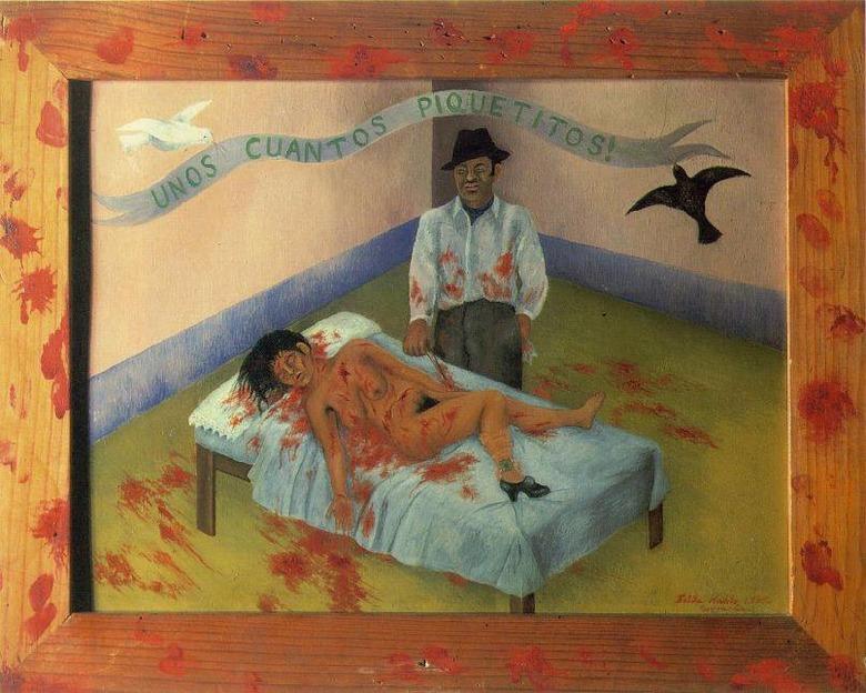 프리다 칼로의 사랑: 어느 지독한 평