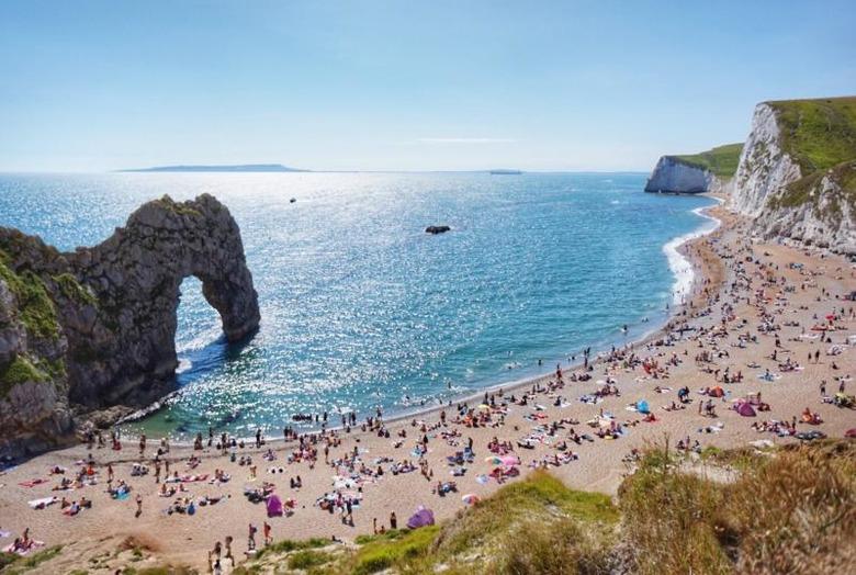 유럽의 아름다운 해변 TOP7
