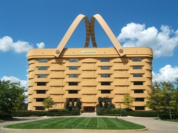 특이한 형태의 세계 건축 디자인 10
