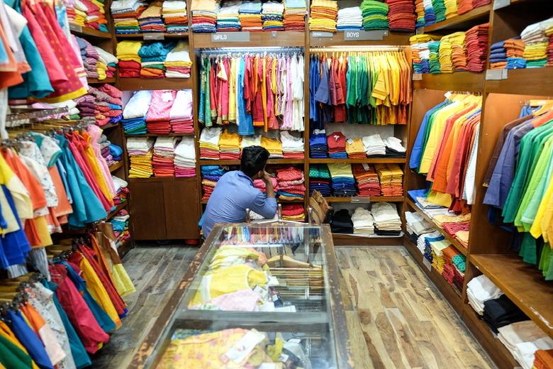 델리의 신사동 가로수길, 칸 마켓