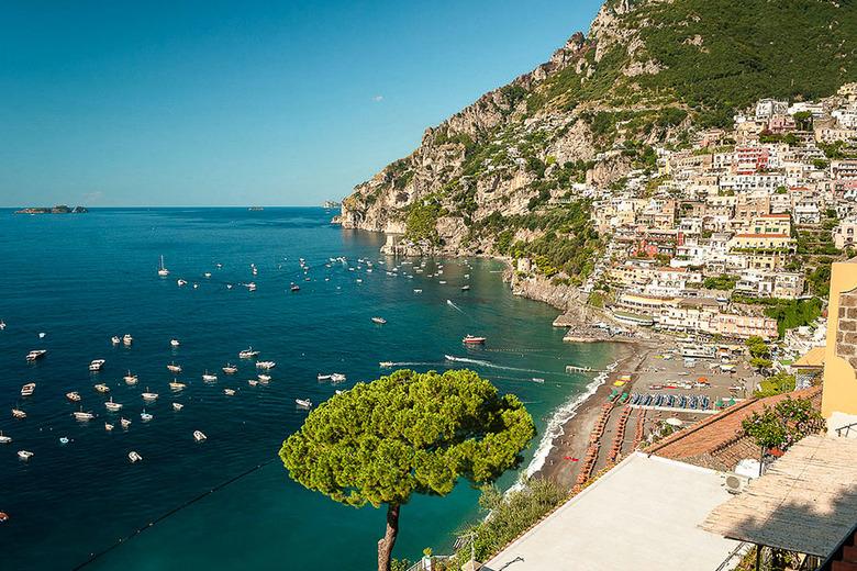 이탈리아 남부의 빛나는 도시들