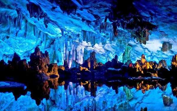 신비한 이색 여행! 세계 유명 동굴