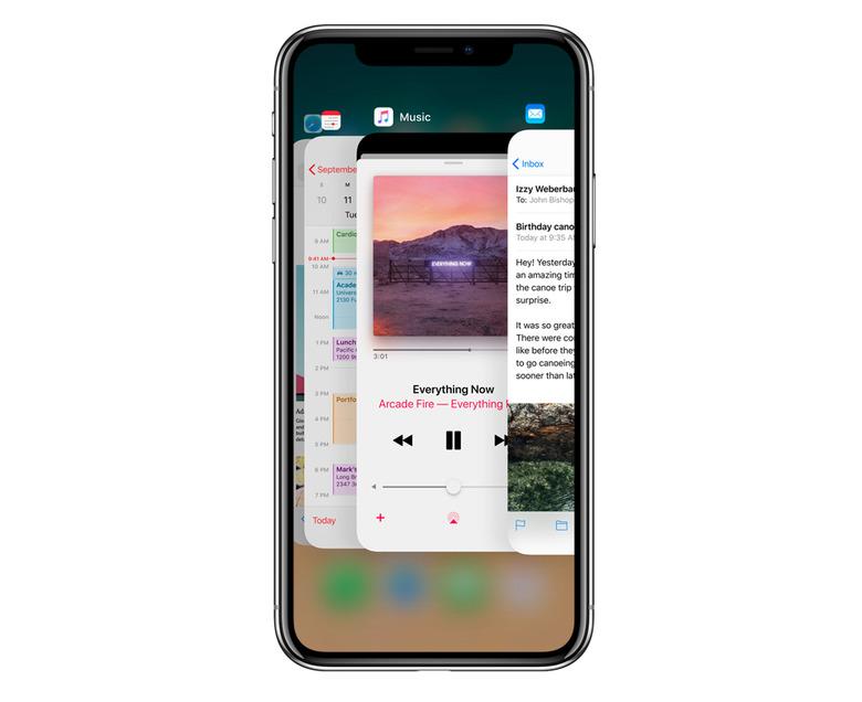 스마트폰의 미래? 아이폰X의 의미