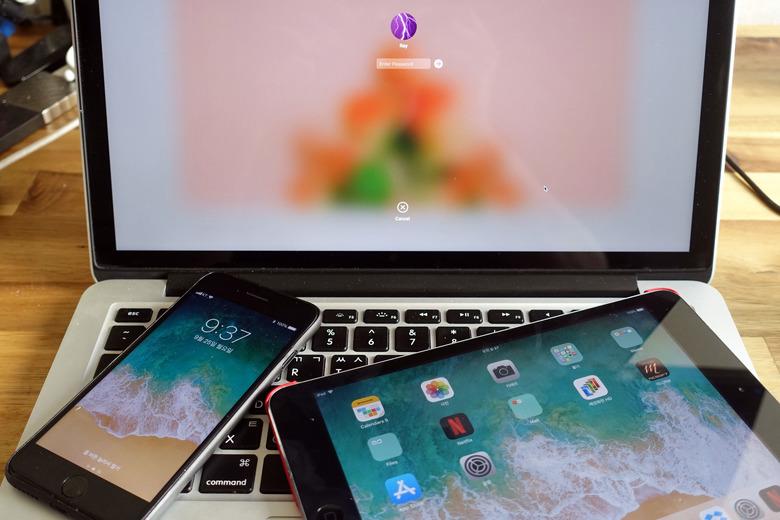 iOS12와 새로운 macOS가 벌써