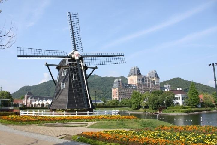 일본 속의 작은 유럽, 하우스텐보스(