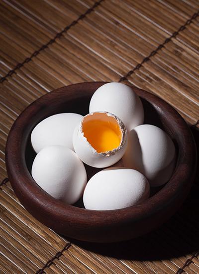 템페라 (Tempera) : 계란으로