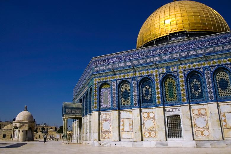삼엄한 순례자들의 도시, 예루살렘
