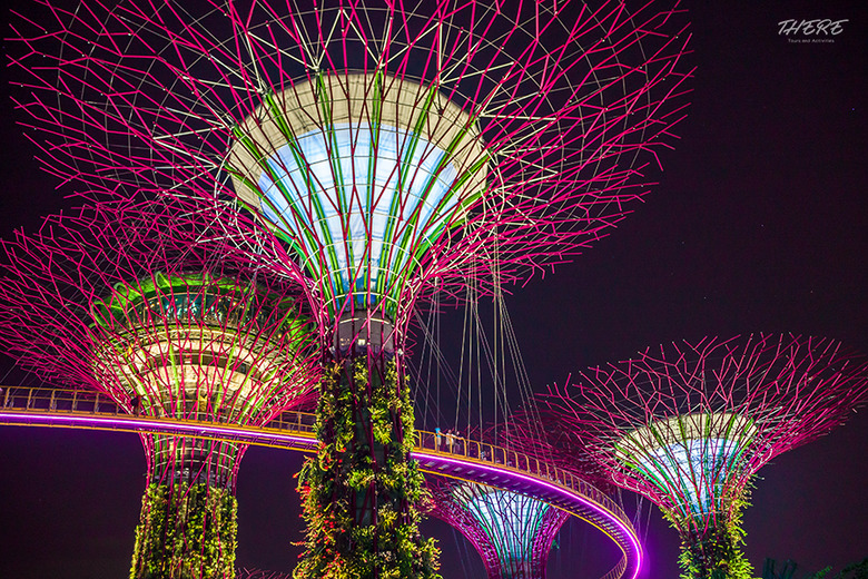 싱가폴의 야경, 제대로 즐기기 위한