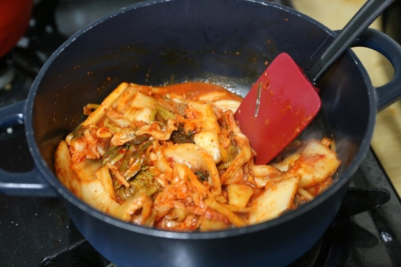 백종원 참치김치찌개 끓이는법!