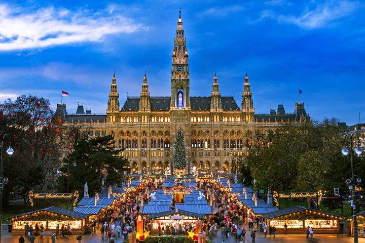 크리스마스 마켓 in Europe &