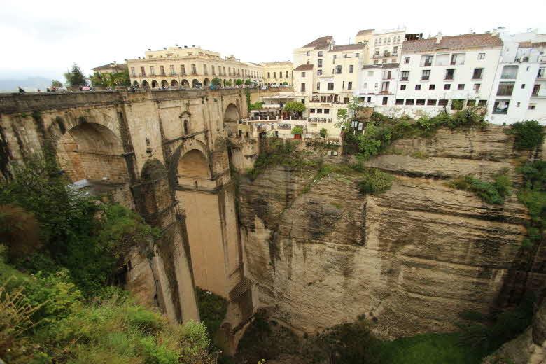 산토리니보다 더 예쁘다. 스페인 남부