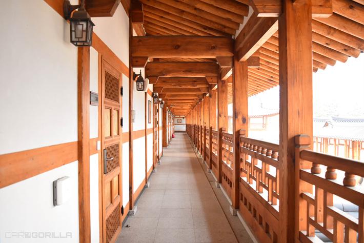 경원재 앰배서더 인천 ; 디럭스룸 1