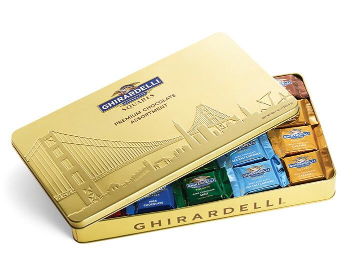 가자, 달콤한 초콜릿 세상으로!
