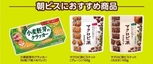 일본 모리가나의 크래커 제품.