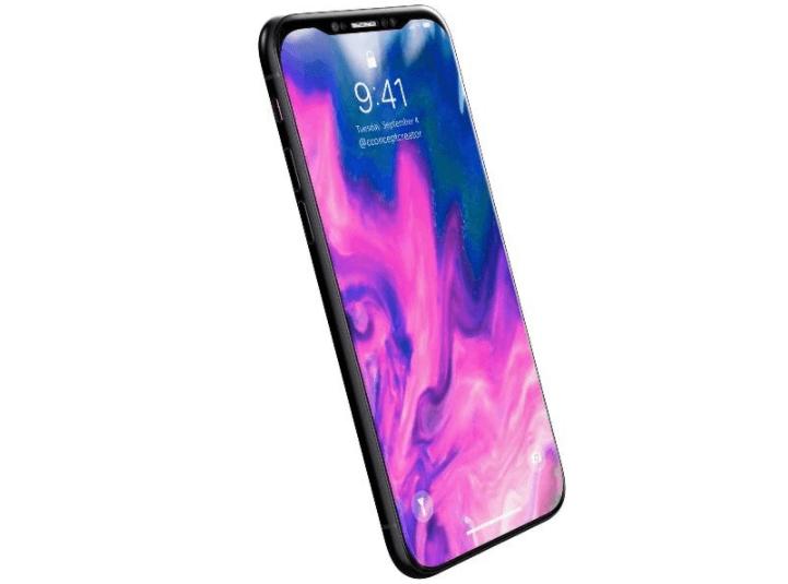 차세대 아이폰(2세대 아이폰X, 20