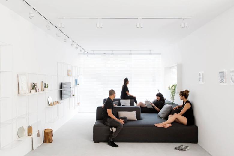 감각적이고 아름다운 20평대 아파트