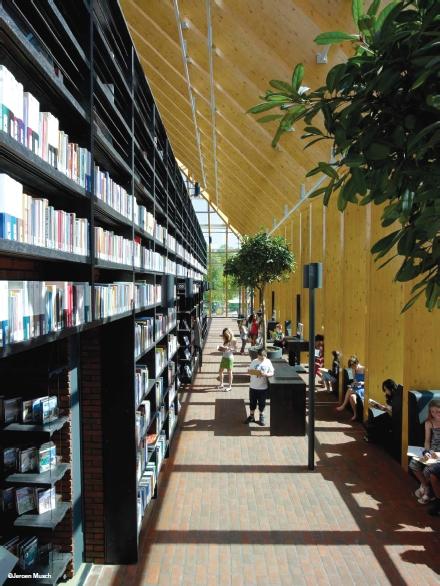 책이 사는 집 : 도서관
