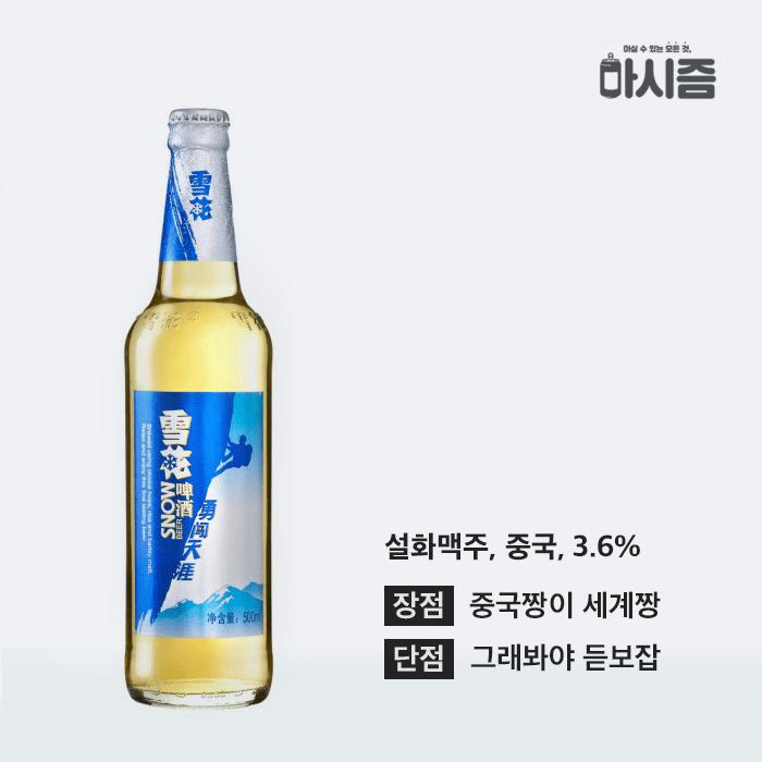 세계에서 가장 많이 팔리는 맥주 10
