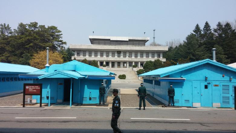 만약에, 북한을 여행하게 된다면? 북