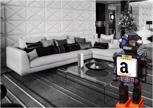 가정용 로봇 개발에 베팅하는 아마존