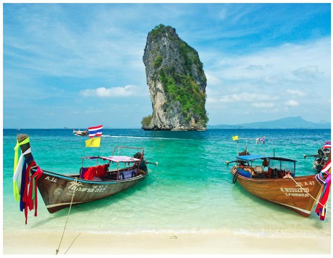 보라카이 폐쇄로 급부상한 여행지 태국