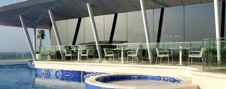 두바이 여행, 버즈 알 아랍 호텔을