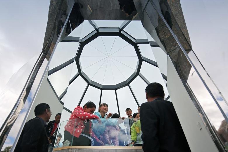 Mulan Weichang Visit