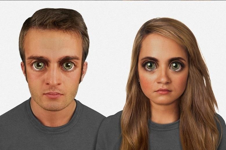 혹사로 망가지는 눈과 귀…이것도 진화