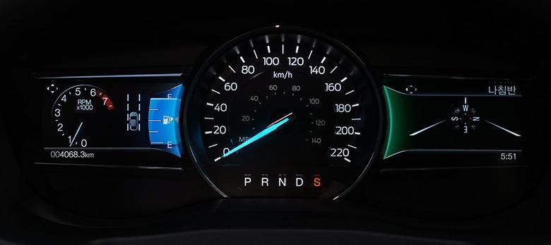 포드 SUV 라인업을 지키는 포드 '