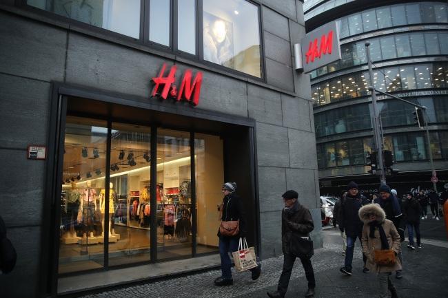 H&M 매장