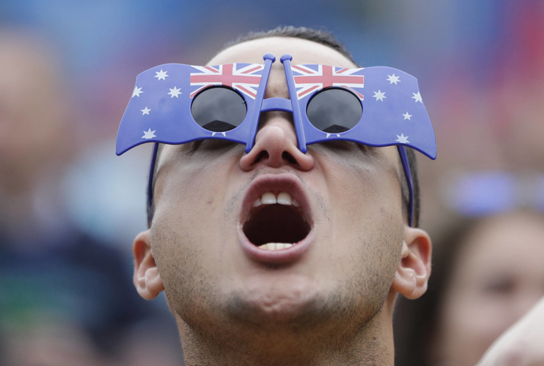안 보여도 좋아~ 월드컵 응원 개성만