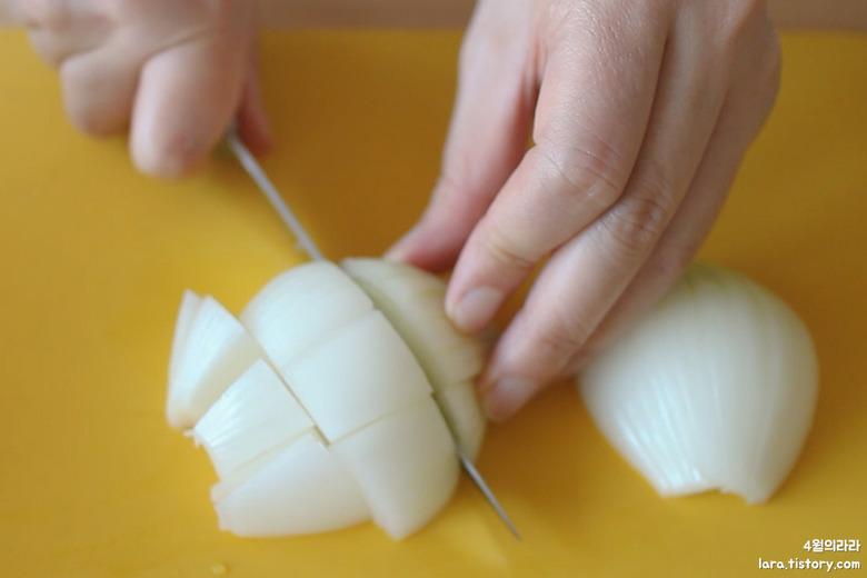 초간단 양파장아찌 담그는 법 여름반찬