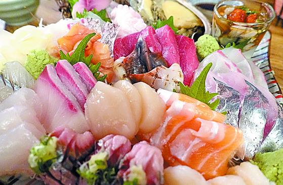 회·장어 좋아하세요? 전국 해산물 맛