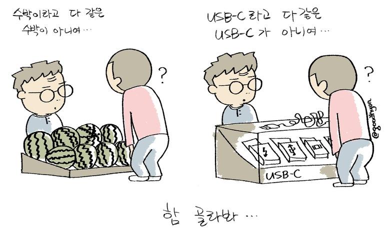USB-C 유토피아는 오기도 전에 대