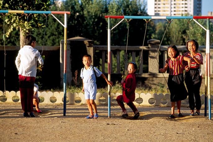 20년 세월을 건너 북한 사람들이 표