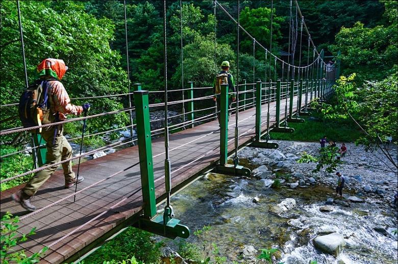 국내 여름 여행지 강원 홍천 가볼만한