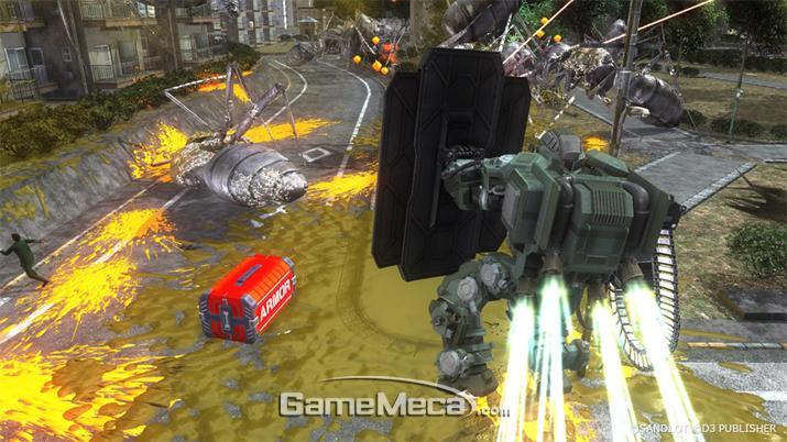 외계인 따위 쌈 싸먹는, 게임 속 최