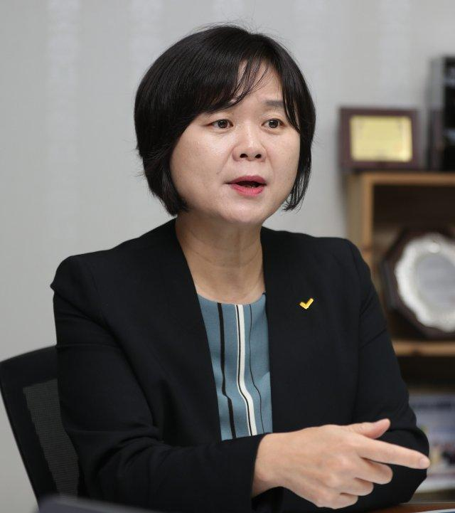 """이정미 """"안희정 무죄 판결, '미투'"""