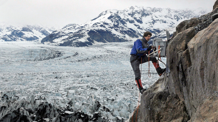 빙하, 기후변화의 부인할 수 없는