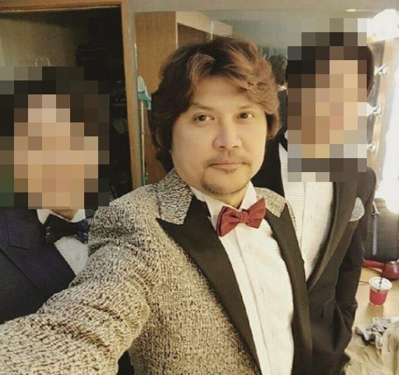 '박해미 남편' 황민, 죄책감에 자해